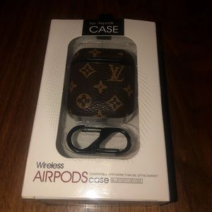 LV AirPods Case 1st & 2nd Generation Sealed in Box